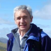 Photograph of Ian Stott